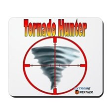 Tornado Hunter Mousepad
