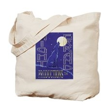 Night Errand Tote Bag