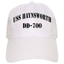 USS HAYNSWORTH Baseball Cap