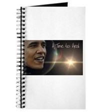 Obama: A Time 2 Heal Journal