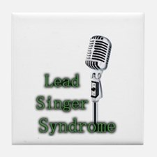 Funny Famous singers Tile Coaster