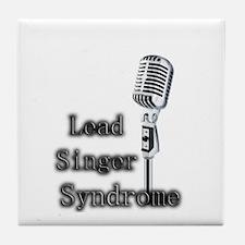 Unique Famous singers Tile Coaster