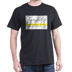Emerson Quote - Friendship Dark T-Shirt