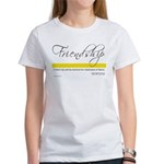 Emerson Quote - Friendship Women's T-Shirt