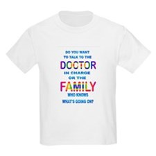 Ask the Family T-Shirt