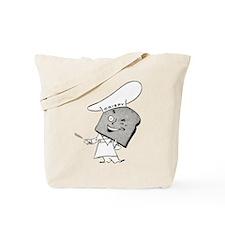 Crispy Toastman Tote Bag