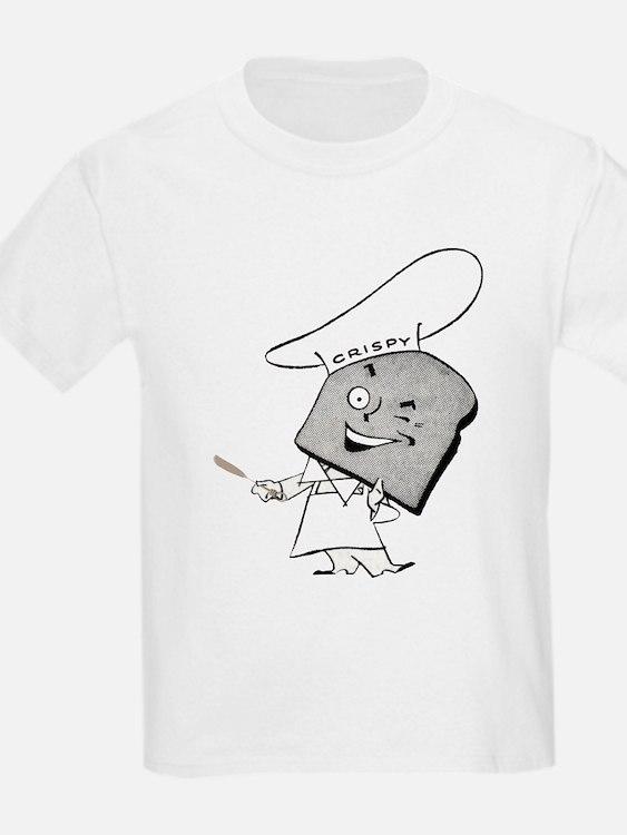 Crispy Toastman T-Shirt