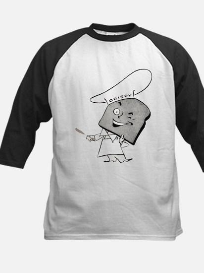 Crispy Toastman Kids Baseball Jersey