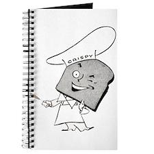 Crispy Toastman Journal