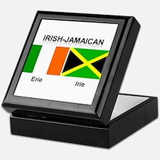 Cute Jamaica Keepsake Box