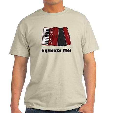 Accordion Squeeze Box Light T-Shirt
