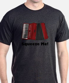 Accordion Squeeze Box T-Shirt