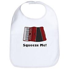 Accordion Squeeze Box Bib