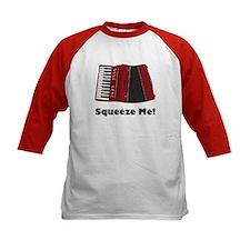 Accordion Squeeze Box Tee