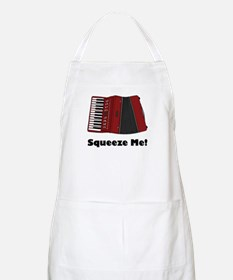 Accordion Squeeze Box BBQ Apron