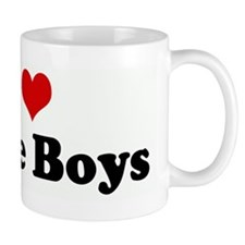 I Love Tahoe Boys Mug
