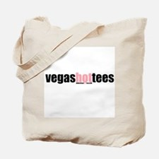 Vegas Hot Tees (Pink) Tote Bag