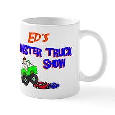 Ed's Monster Truck Mug