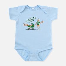 DRUNK IRISHMAN Infant Bodysuit