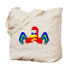 Funny Cuttlefish Tote Bag