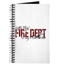 My Dad My Hero - Fire Dept Journal