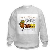 Kenn's Open Mic @ Cool Beanz Sweatshirt