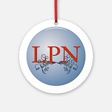LPN Ornament (Round)