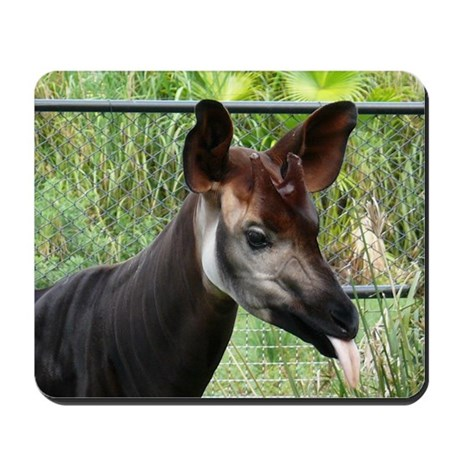 Okapi Mousepad