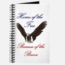 Home of the free... Journal