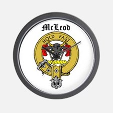 Clan McLeod Wall Clock