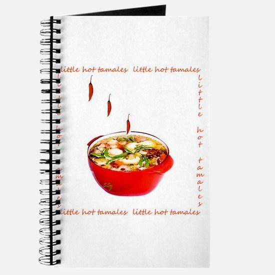 Hot Pot Private Recipe Book/Journal