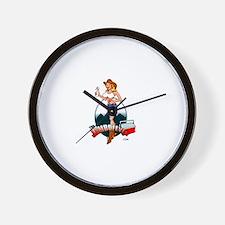 Jambo Fever Wall Clock