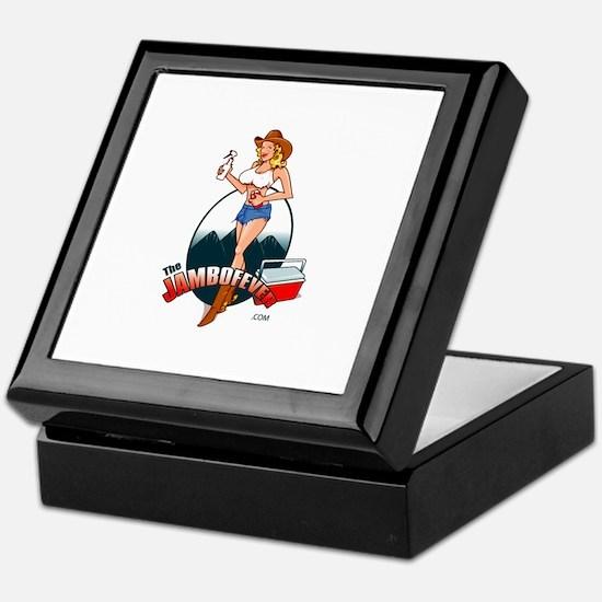 Jambo Fever Keepsake Box