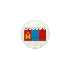 Mongolia Mini Button (100 pack)