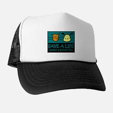 Save A Life Adopt a Pet Trucker Hat