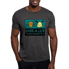 Save A Life Adopt a Pet T-Shirt