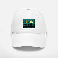 Save A Life Adopt a Pet Baseball Baseball Cap
