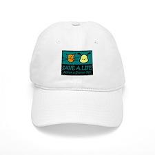 Save A Life Adopt a Pet Baseball Cap