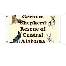 Cute Dog breed Banner