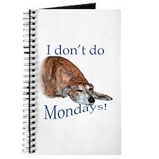 Greyhound Monday Journal