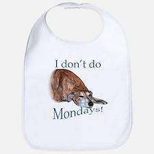 Greyhound Monday Bib