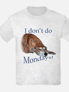 Greyhound Monday T-Shirt