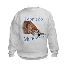 Greyhound Monday Sweatshirt