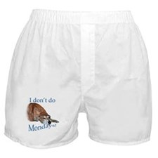 Greyhound Monday Boxer Shorts