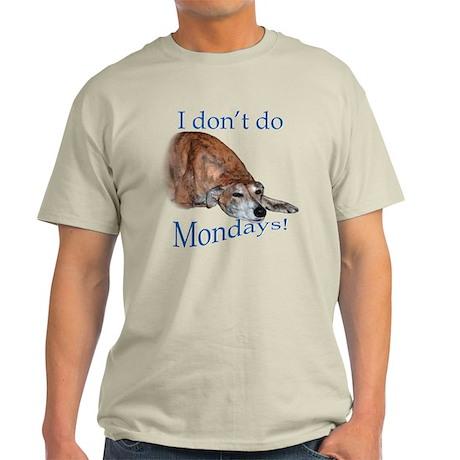 Greyhound Monday Light T-Shirt