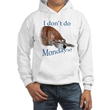 Greyhound Monday Hoodie
