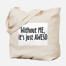 Cute Awesome dad Tote Bag