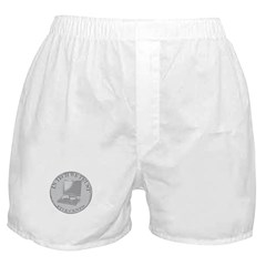 In Tech We Trust Boxer Shorts