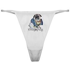Thug Pug Classic Thong