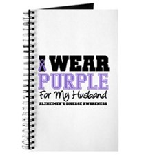 Alzheimer's Husband Journal